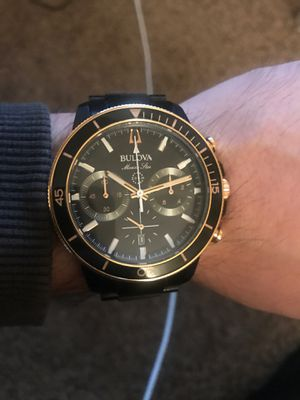 Bulova Marine Star Watch $350 for Sale in San Diego, CA
