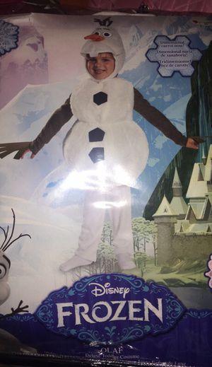 Olaf costume for Sale in Powder Springs, GA