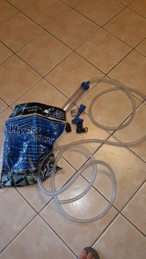Deep blue suction hose for fish tank/ aquarium for Sale in Tampa, FL
