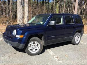 2011 Jeep Patriot 4x4! Runs great for Sale in Sicklerville, NJ