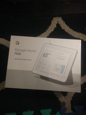 Google home hub read profile for Sale in The Bronx, NY