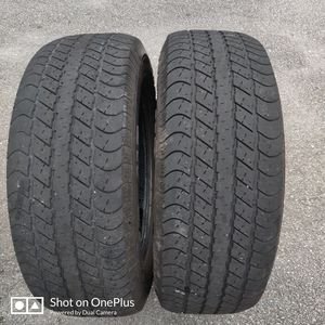 275/60R20 GOODYEAR WRANGLER HP PAIR OF TIRES for Sale in Hollywood, FL