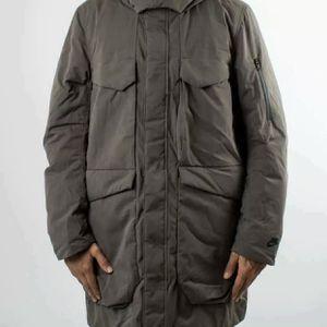 Men's Nike Sportswear Tech Pack Down Hooded Parka -Size XL - 928912 001 -NEW- for Sale in Doraville, GA