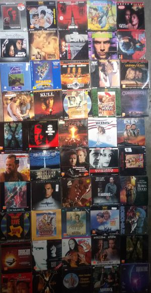 Very Nice Laser disc for Sale in Columbus, OH