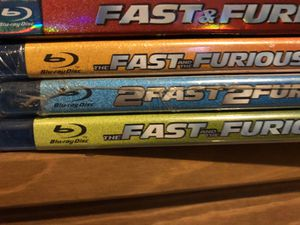 The Fast And The Furious Blu-Ray Brand New for Sale in Los Angeles, CA