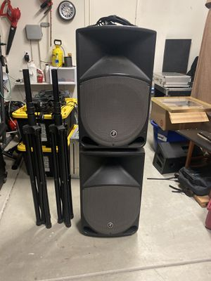 Various audio/dj equipment for sale for Sale in Lakeside, CA