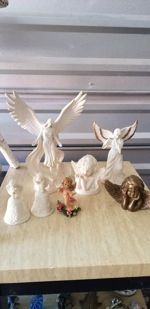 Angel collection statues for Sale in Houston, TX