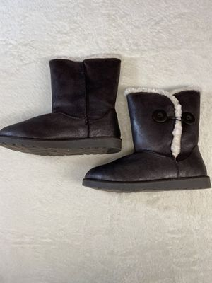 New SO Sigma Pewter Boots. Size Women's 9. for Sale in Mason, OH