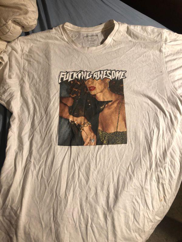 Fucking Awesome T shirt Size XL