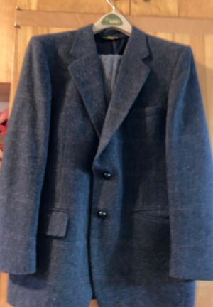 Men's wool suit jacket and pants for Sale in Aberdeen, WA