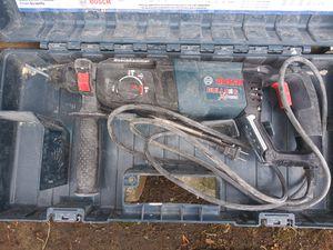 Bosch hammer drill Bulldog Xtreme for Sale in Boston, MA