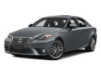 2014 Lexus Is 250 for Sale in Las Vegas,  NV
