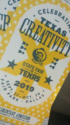 Boletos para la Feria for Sale in Dallas, TX