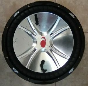 "15""KICKER COMPVR 15VR Dual Voice Coils for Sale in Fresno, CA"