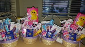 Kids Easter baskets for Sale in Las Vegas, NV