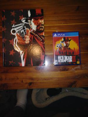READ DEAD REDEMPTION 2 BUNDLE , PS4 for Sale in Wichita, KS