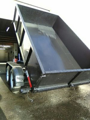 5 by 10 hydraulic dump trailer for Sale in Oregon City, OR