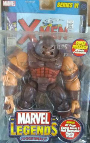 Marvel Legends Juggernaut for Sale in San Antonio, TX