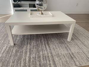 Ikea coffee table for Sale in Cliffside Park, NJ