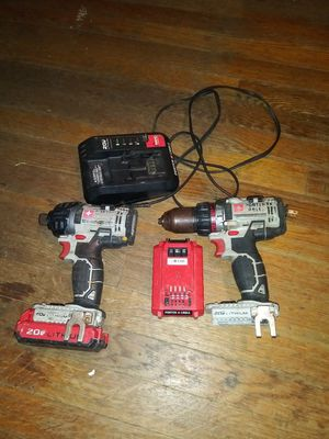 Porter cable. 20 v lithium for Sale in OLD RVR-WNFRE, TX