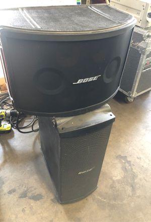 Bose 802 III System w/ Panarray Digital processor for Sale in Tempe, AZ