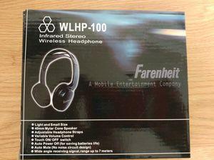 Car Audio headphones for Sale in Nokesville, VA