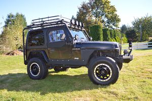2002 Jeep Wrangler TJ SE 4X4 *TRADES* for Sale in Snohomish, WA