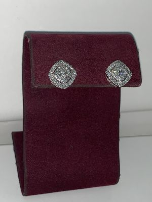 10kt Diamond Stud Earring 2-1/2kt in Diamond! for Sale in Houston, TX