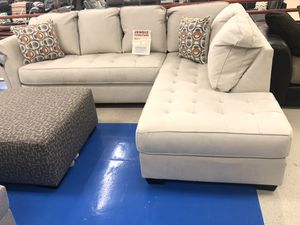 Brand new microfiber sectional sofa for Sale in Dallas, TX