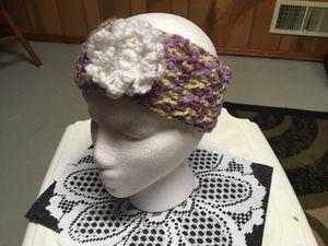 Crochet headband handmade for Sale in Manassas, VA