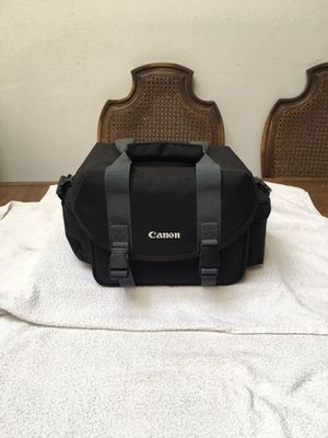 Canon digital camera bag DSLR Super clean shape for Sale in Bellevue, WA