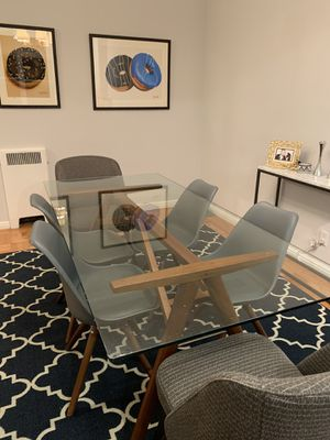 West Elm Jensen Dining Table for Sale in San Francisco, CA