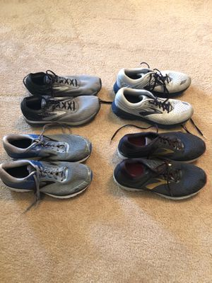 Brooks Adrenaline running shoes - men's size 12 for Sale in Saginaw, TX