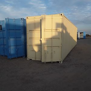 40' Highcube Refurbished Container for Sale in Tracy, CA