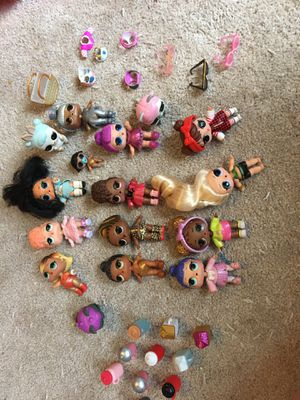 Lots of LOL and accessories!! for Sale in Crestwood, KY
