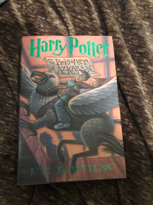 Hard cover Harry Potter book for Sale in Downey, CA