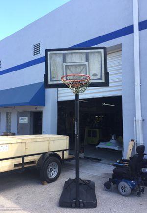 Basketball hoop for Sale in Dania Beach, FL