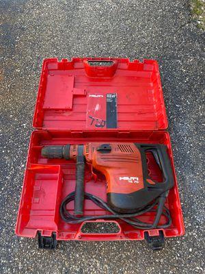 Hilti TE70 SDS Max hammer drill for Sale in Derby, CT