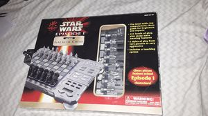Starwars episode 1 electronic galactic chess for Sale in Cheyenne, WY