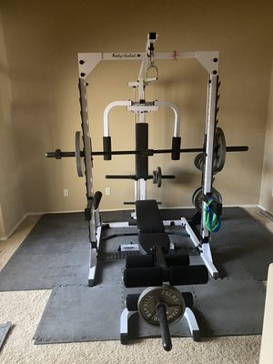 Body Solid at Home Gym! for Sale in Maricopa, AZ