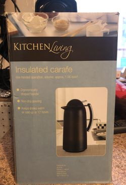 Insulated Carafe for Sale in Washington,  DC