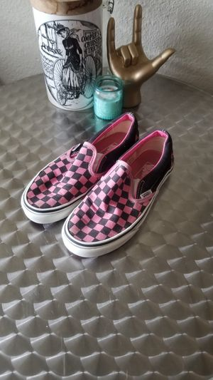 Vans Checked Slip On for Sale in Escondido, CA