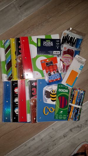 School supplies for Sale in ROWLAND HGHTS, CA