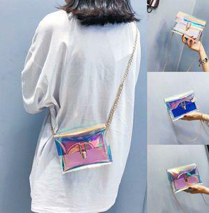 Small Multi Color Laser Crossbody Bag for Sale in Acworth, GA