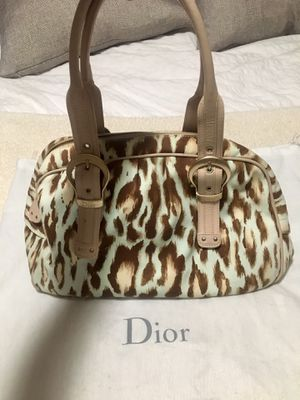 Authentic Christian Dior bag for Sale in Los Angeles, CA