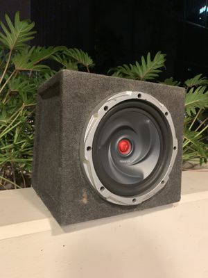 Kenwood 10inch Subwoofer for Sale in Anaheim, CA