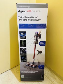 New Dyson V11 Outsize Vacuum Cleaner for Sale in Lakewood,  WA