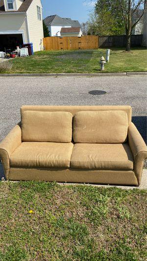 Free couch MPU for Sale in Chesapeake, VA
