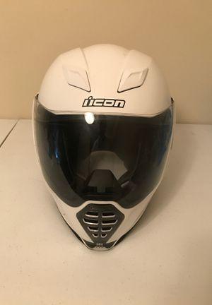 Motorcycle iicon Helmet for Sale in Acworth, GA