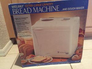 WELBILT BRAND BREAD MAKER MACHINE NEW IN BOX for Sale in Weston, FL